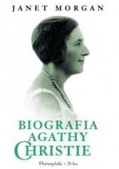 Okładka książki Biografia Agathy Christie Jannet Morgan