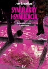 Okładka książki Symulakry i symulacja