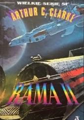 Okładka książki Rama II Arthur C. Clarke