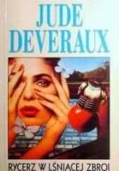 Okładka książki Rycerz w lśniącej zbroi Jude Deveraux