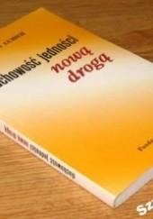 Okładka książki Duchowość jedności nową drogą Chiara Lubich