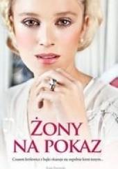 Okładka książki Żony na pokaz