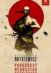Okładka książki Paradoksy młodszego patriarchy Eleonora Ratkiewicz