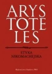 Okładka książki Etyka nikomachejska Arystoteles