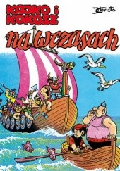 Okładka książki Kajko i Kokosz. Na wczasach Janusz Christa