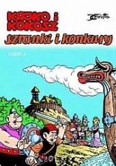 Okładka książki Szranki i konkury (część 3) Janusz Christa
