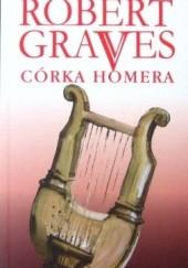 Okładka książki Córka Homera Robert Graves