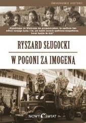 Okładka książki W pogoni za Imogeną Ryszard Sługocki