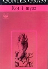 Okładka książki Kot i mysz Günter Grass