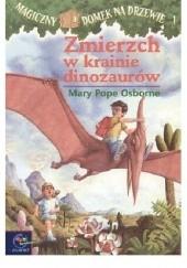Okładka książki Zmierzch w krainie dinozaurów