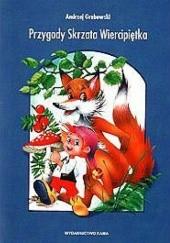 Okładka książki Przygody Skrzata Wiercipiętka Andrzej Grabowski