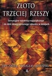 Okładka książki Złoto Trzeciej Rzeszy