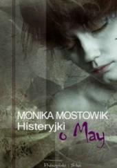 Okładka książki Histeryjki o May Monika Mostowik