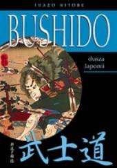 Okładka książki Bushido dusza Japonii Inazo Nitobe