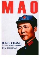 Okładka książki Mao Jung Chang