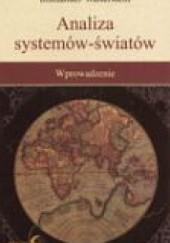 Okładka książki Analiza systemów-światów. Wprowadzenie Immanuel Wallerstein