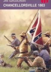 Okładka książki Chancellorsville 1863 Jan Szkudliński