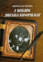 Okładka książki z dziejów drugiej konspiracji Zbigniew Gnat-Wieteska