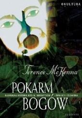 Okładka książki Pokarm bogów Terence McKenna