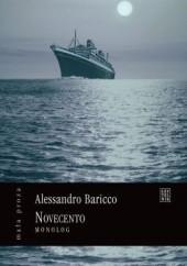 Okładka książki Novecento. Monolog Alessandro Baricco