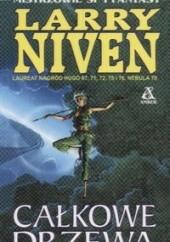 Okładka książki Całkowe drzewa Larry Niven