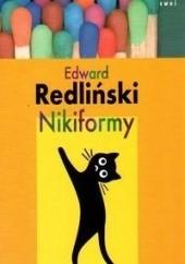 Okładka książki Nikiformy Edward Redliński