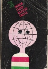 Okładka książki Siedem stron naszego świata Konrad Frejdlich,Wojciech Fiwek