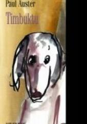 Okładka książki Timbuktu Paul Auster