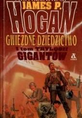 Okładka książki Gwiezdne dziedzictwo James Patrick Hogan