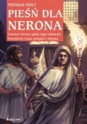 Okładka książki Pieśń dla Nerona Tom Holt