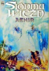 Okładka książki Aenir Garth Nix