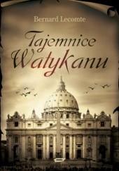 Okładka książki Tajemnice Watykanu Bernard Lecomte