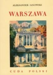 Okładka książki Warszawa Aleksander Janowski