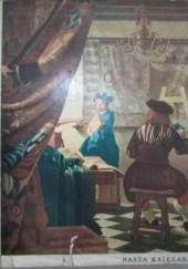 Okładka książki Oko i dłoń malarza Ignacy Witz