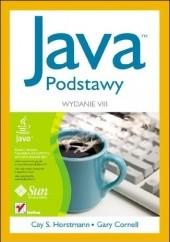 Okładka książki Java. Podstawy. Wydanie VIII Cay Horstmann,Gary Cornell