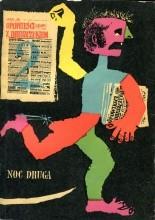 Okładka książki Opowieści z dreszczykiem. Noc druga