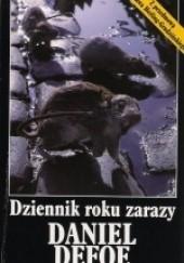 Okładka książki Dziennik roku zarazy Daniel Defoe