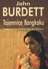 Okładka książki Tajemnice Bangkoku John Burdett