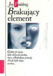Okładka książki Brakujacy element