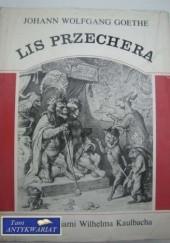 Okładka książki Lis Przechera Johann Wolfgang von Goethe