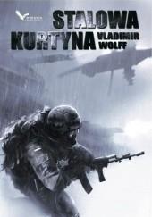 Okładka książki Stalowa kurtyna Vladimir Wolff