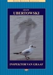 Okładka książki Inspektor van Graaf Adam Ubertowski