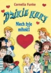 Okładka książki Niech żyje miłość Cornelia Funke