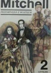 Okładka książki Przeminęło z wiatrem tom 2 Margaret Mitchell