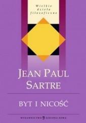 Okładka książki Byt i nicość. Zarys ontologii fenomenologicznej Jean-Paul Sartre