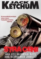 Okładka książki Straceni Jack Ketchum