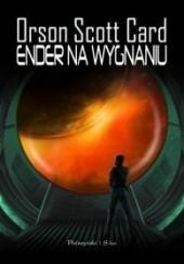 Okładka książki Ender na wygnaniu Orson Scott Card