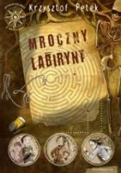 Okładka książki Mroczny labirynt Krzysztof Petek