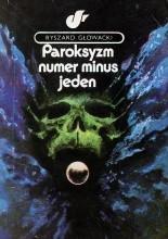 Okładka książki Paroksyzm numer minus jeden