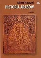 Okładka książki Historia Arabów Albert Hourani